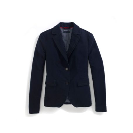 Image for MOLESKIN BLAZER from Tommy Hilfiger USA