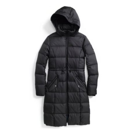 Image for LONG SOLID PUFFER from Tommy Hilfiger USA