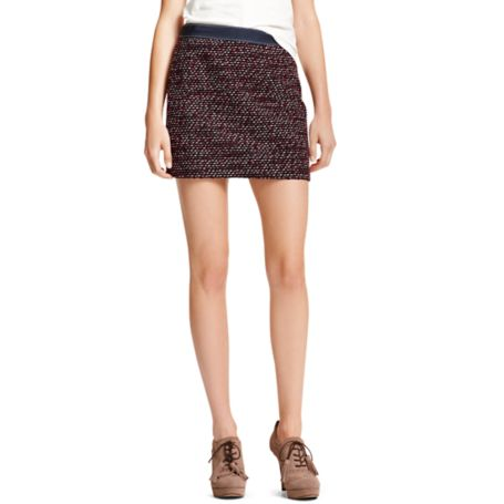 Image for BOUCLE SKIRT from Tommy Hilfiger USA