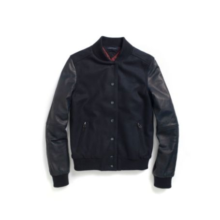 Image for VARSITY COMBO JACKET from Tommy Hilfiger USA