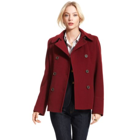 Image for CLASSIC PEACOAT from Tommy Hilfiger USA