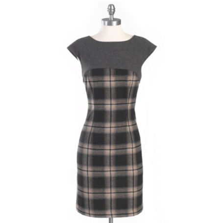 Image for SLEEVELESS SHEATH DRESS from Tommy Hilfiger USA