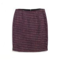 TWEED PENCIL SKIRT $69.50