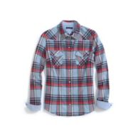 PLAID WESTERN SHIRT $39.99