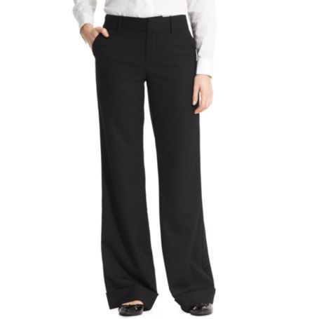 Image for HIGH WAISTED WIDE LEG PANT from Tommy Hilfiger USA