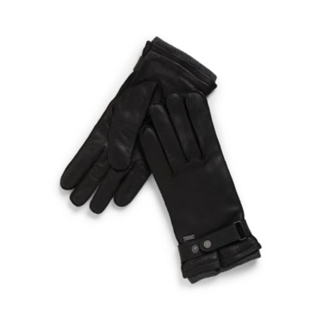 Image for LEATHER DRIVING GLOVES from Tommy Hilfiger USA