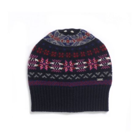 Image for FAIRISLE HAT from Tommy Hilfiger USA