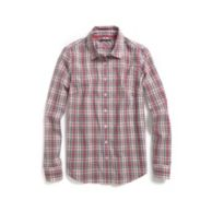 TARTAN LONG SLEEVE SHIRT $54.50
