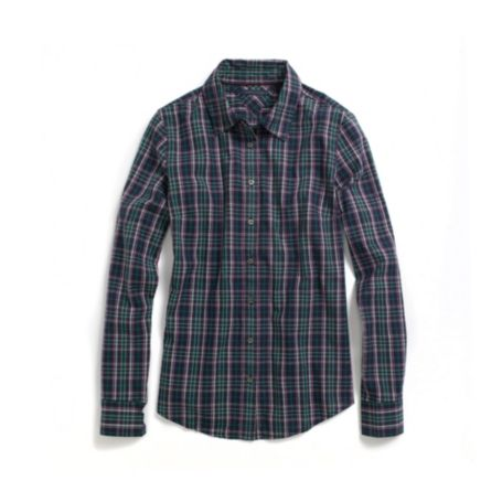 Image for TARTAN LONG SLEEVE SHIRT from Tommy Hilfiger USA