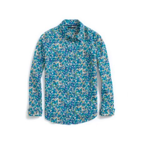 Image for LONG SLEEVE FLORAL SHIRT from Tommy Hilfiger USA