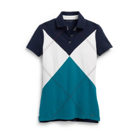 Image for ARGYLE FASHION POLO from Tommy Hilfiger USA
