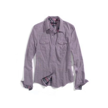 Image for LONG SLEEVE CASUAL SHIRT from Tommy Hilfiger USA