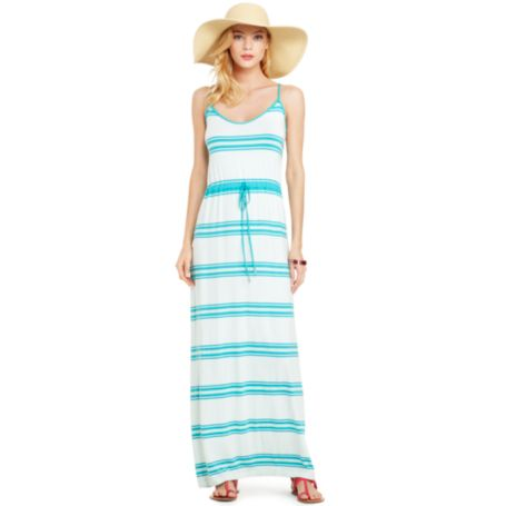 Image for SLEEVELESS MAXI DRESS from Tommy Hilfiger USA