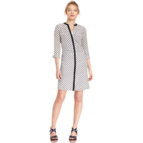 Image for PRINTED SHIRTDRESS from Tommy Hilfiger USA