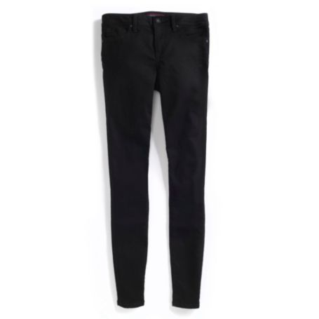 Image for SKINNY BLACK RINSE JEAN from Tommy Hilfiger USA