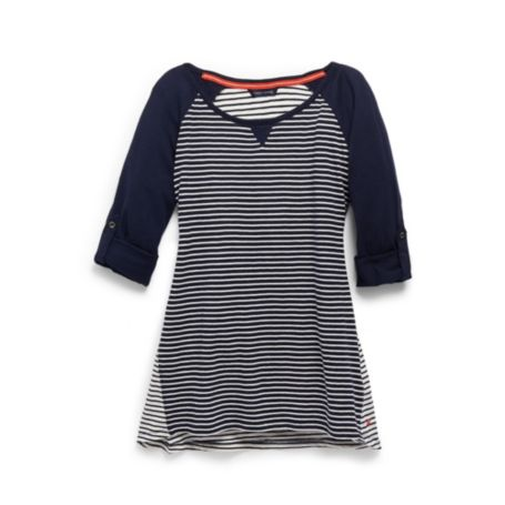 Image for HIGH-LOW KNIT TOP from Tommy Hilfiger USA
