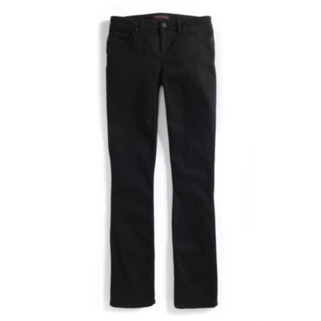 Image for CURVY BOOT BLACK WASH JEAN from Tommy Hilfiger USA