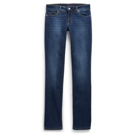 Image for MEDIUM STRAIGHT LEG JEAN from Tommy Hilfiger USA