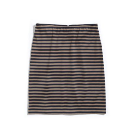 Image for STRIPE PONTE PENCIL SKIRT from Tommy Hilfiger USA
