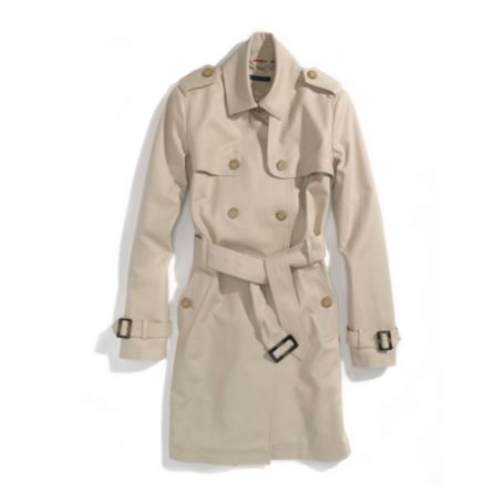 Image for SOLID CLASSIC TRENCH from Tommy Hilfiger USA