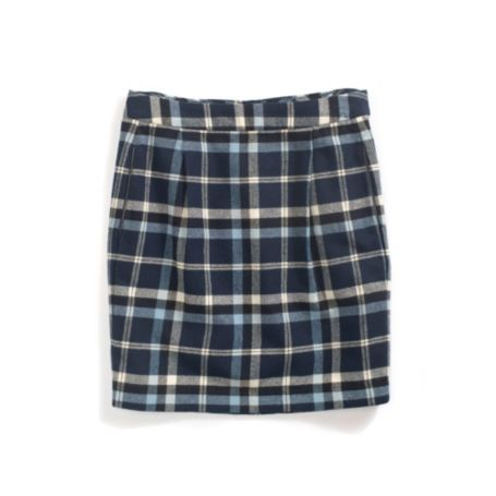 Image for PLAID SKIRT from Tommy Hilfiger USA