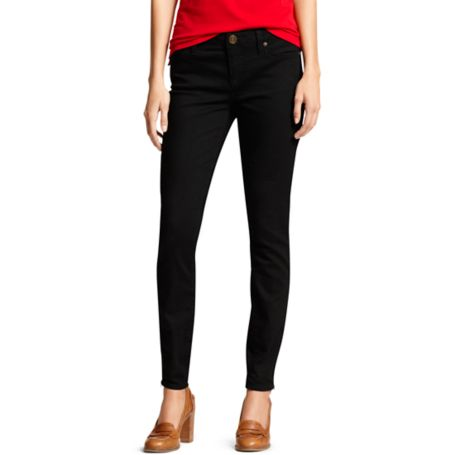 Image for SKINNY ANKLE ZIP DENIM from Tommy Hilfiger USA