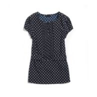 DOT SOFT BLOUSE $39.99