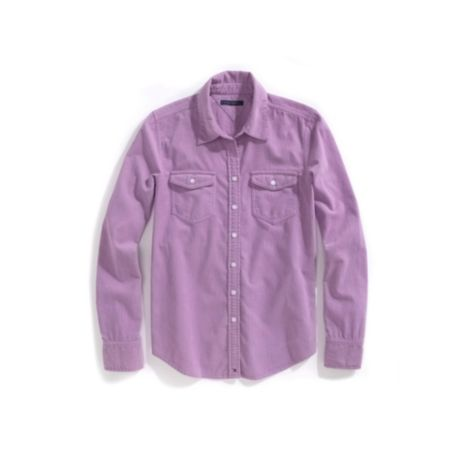 Image for GARMENT DYED CORD SHIRT from Tommy Hilfiger USA