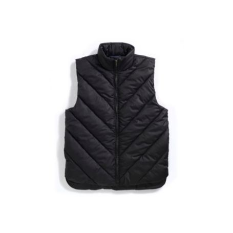 Image for SOLID PUFFER VEST from Tommy Hilfiger USA