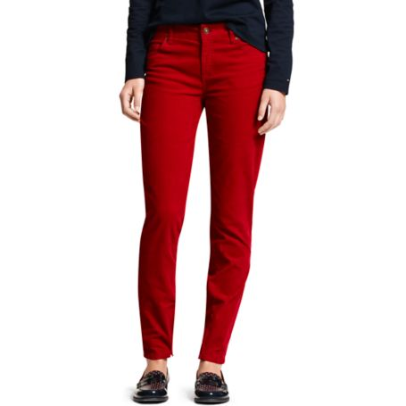 Image for SLIM CORDUROY from Tommy Hilfiger USA