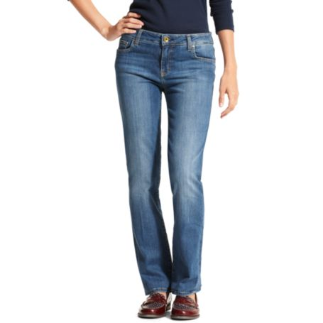 Image for STRAIGHT LEG LIGHT WASH DENIM from Tommy Hilfiger USA