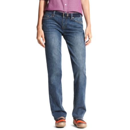 Image for STRAIGHT LEG MEDIUM WASH DENIM from Tommy Hilfiger USA