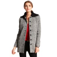HERRINGBONE COAT $299.99