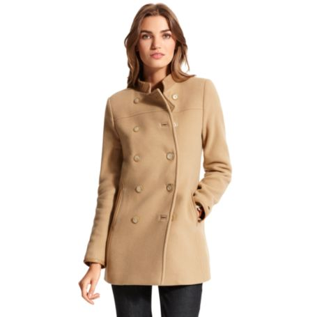 Image for SOLID WOOL COAT from Tommy Hilfiger USA