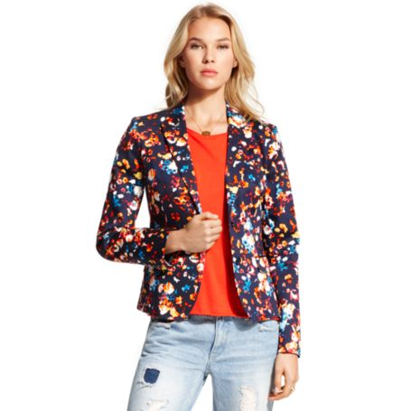 Image for FLORAL BLAZER from Tommy Hilfiger USA