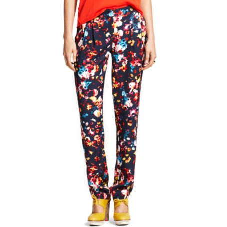 Image for FLORAL PRINT PANT from Tommy Hilfiger USA