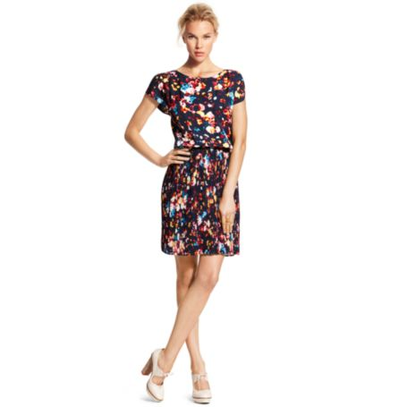 Image for FLORAL PRINTED DRESS from Tommy Hilfiger USA