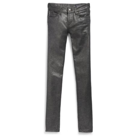 Image for METALLIC SKINNY DENIM from Tommy Hilfiger USA