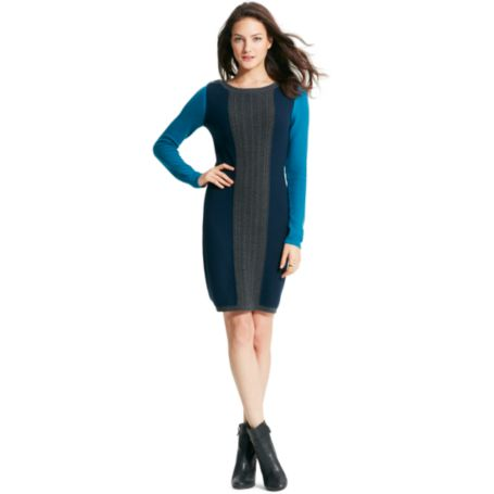 Image for SWEATER DRESS from Tommy Hilfiger USA
