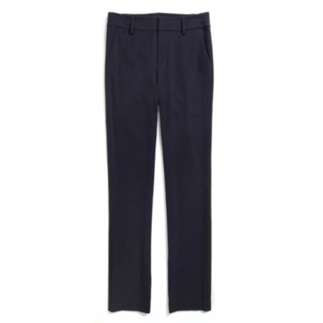 Image for TWILL TUXEDO STRIPE CROP PANT from Tommy Hilfiger USA