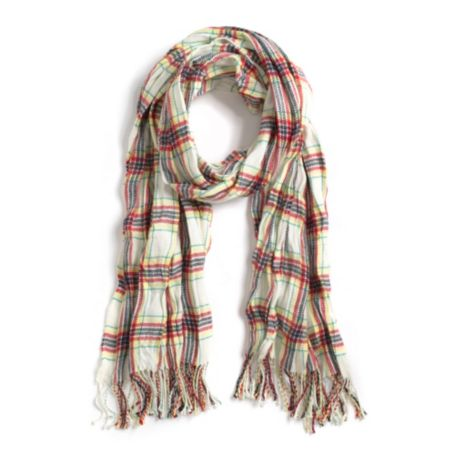 Image for TARTAN SCARF from Tommy Hilfiger USA