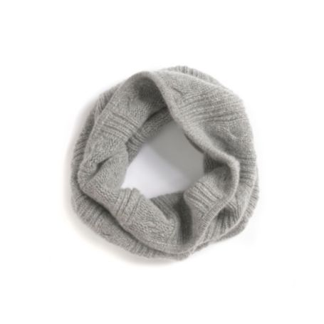 Image for CABLE KNIT INFINITY SCARF from Tommy Hilfiger USA