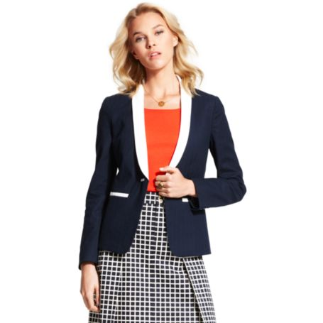 Image for SOLID BLAZER from Tommy Hilfiger USA