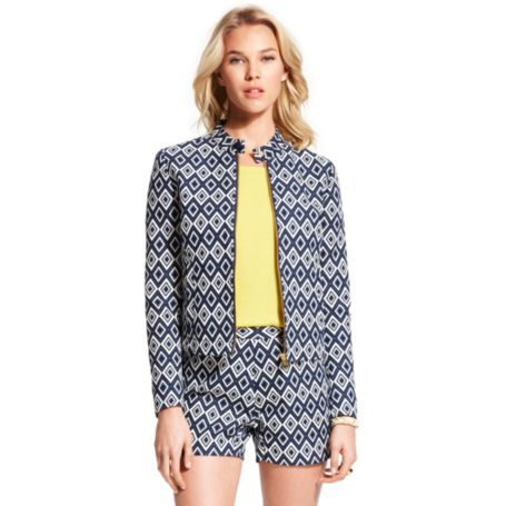 Image for FASHION SHORT JACKET from Tommy Hilfiger USA