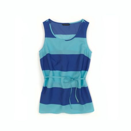 Image for TONAL STRIPE TANK from Tommy Hilfiger USA