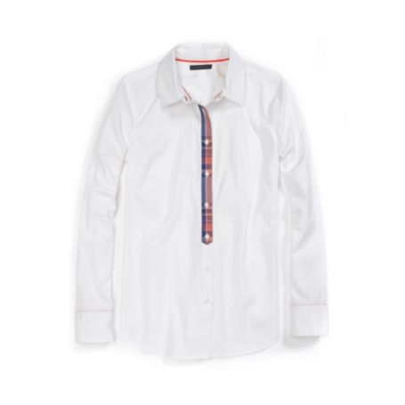 Image for PLAID PLACKET SHIRT from Tommy Hilfiger USA