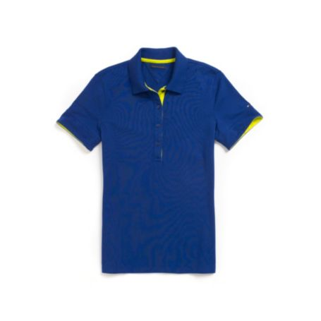Image for TWO TONE POLO from Tommy Hilfiger USA