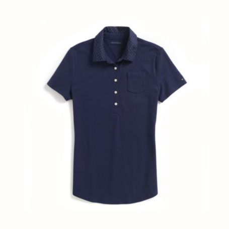 Image for GINGHAM FASHION POLO from Tommy Hilfiger USA