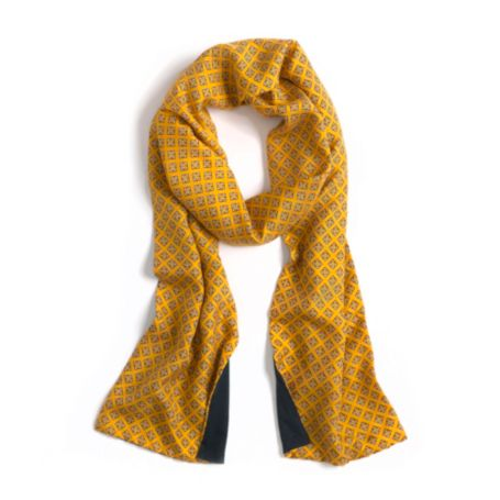 Image for SILK FOULARD SCARF from Tommy Hilfiger USA