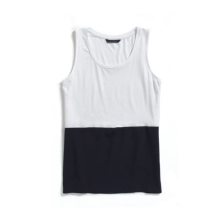 Image for KNIT TO WOVEN TANK from Tommy Hilfiger USA